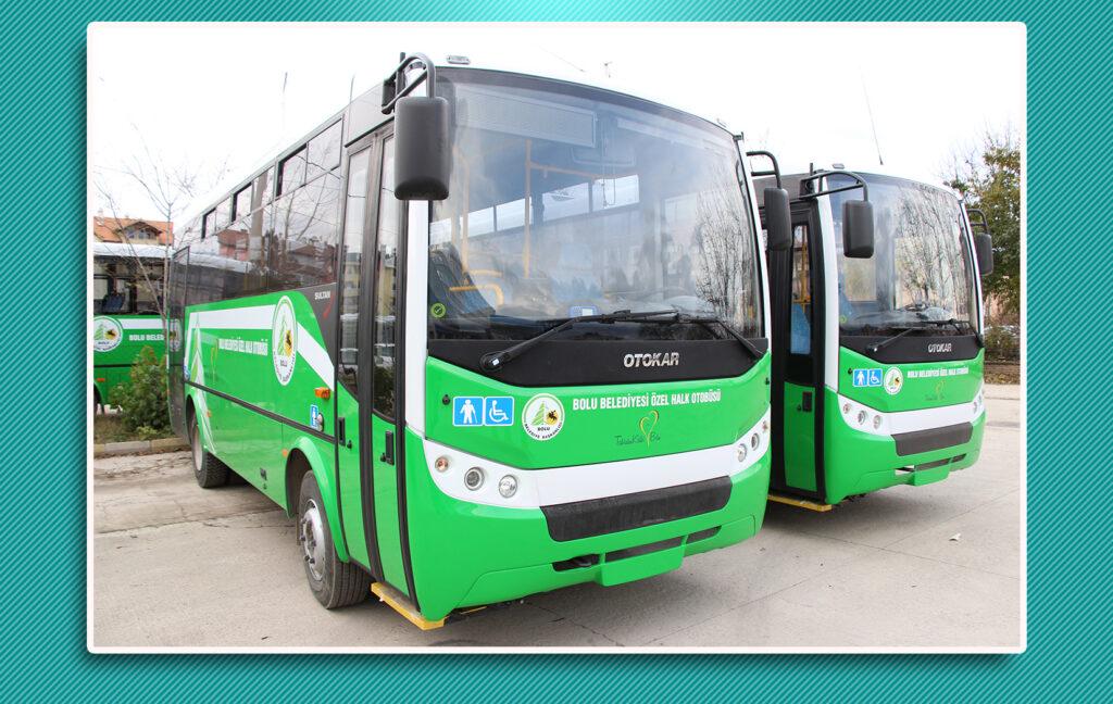 Bayramda otobüsler ücretsiz